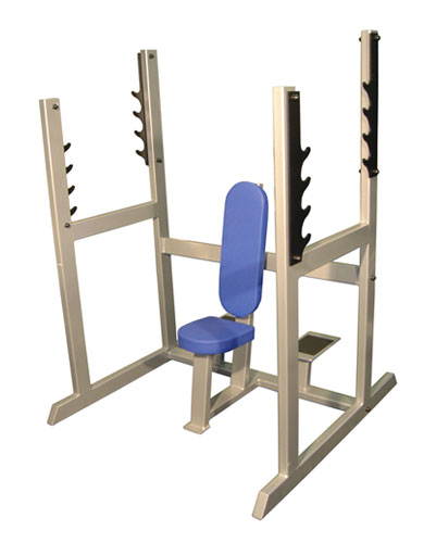 Gr Olympic Military Press Bench