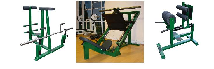 GymRatZ Commercial Gym Equipment